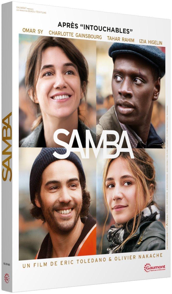 Samba / Eric Toledano; Olivier Nakache, Réal. | Toledano, Eric. Monteur