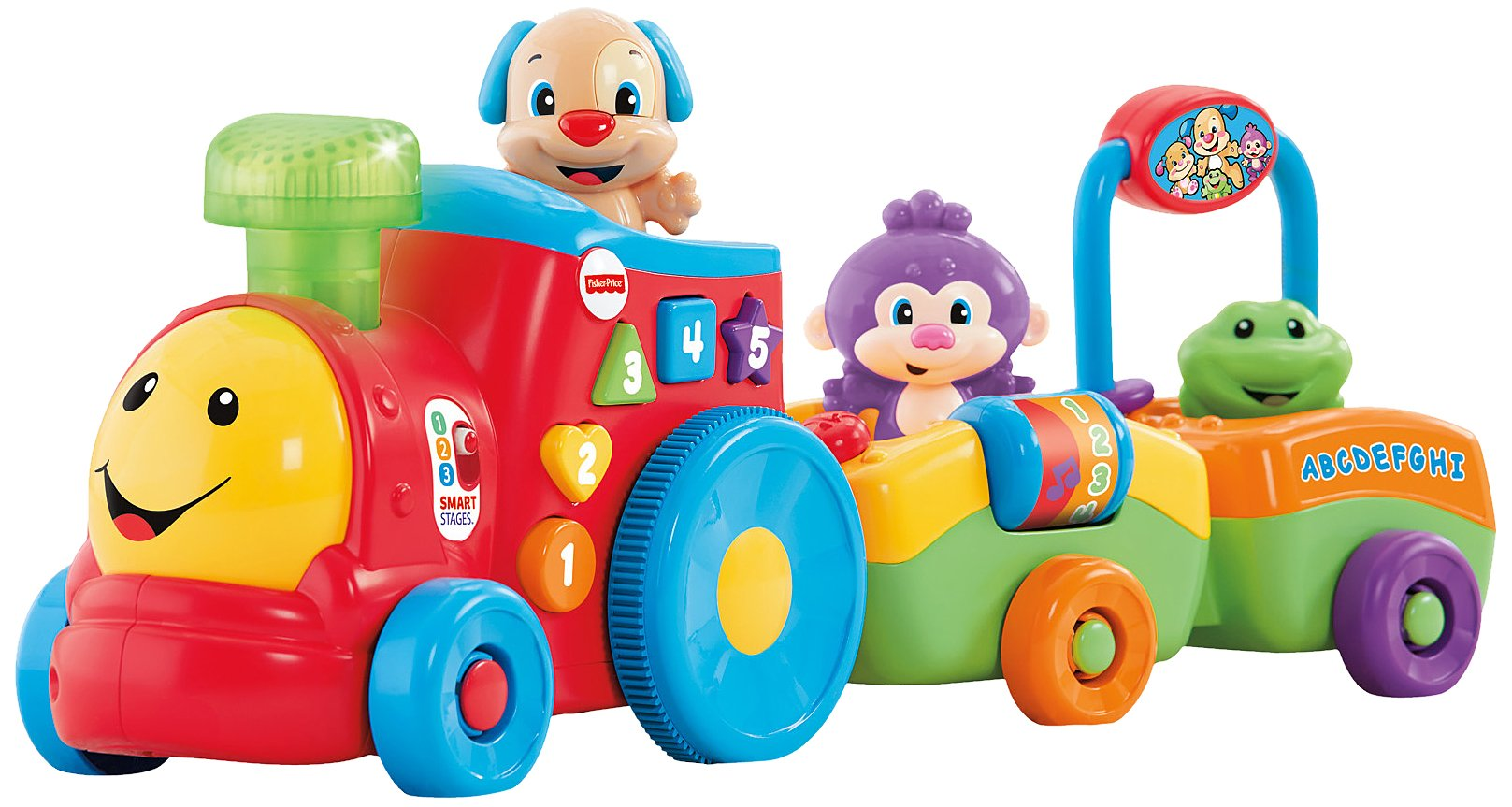 Z Fisher Price Fisher-Price Puppy's S...