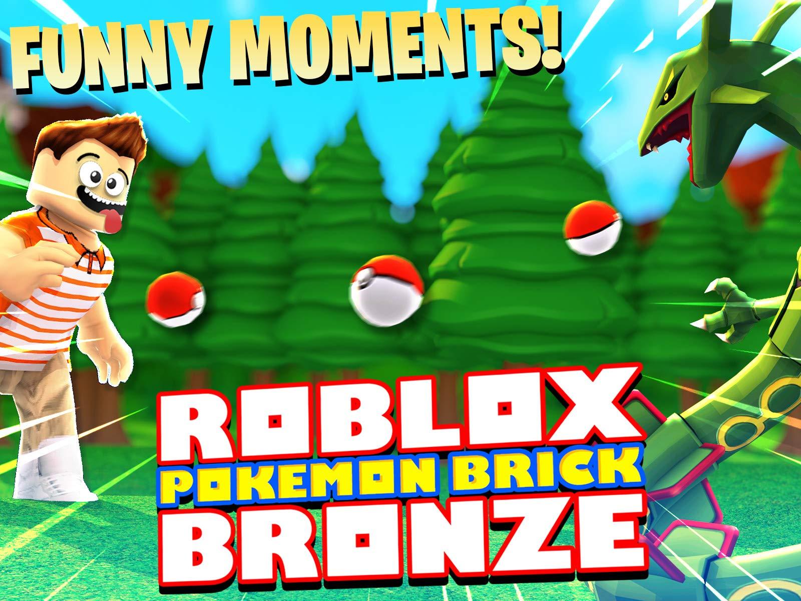Clip: Roblox Pokemon Brick Bronze (Funny Moments) - Season 2