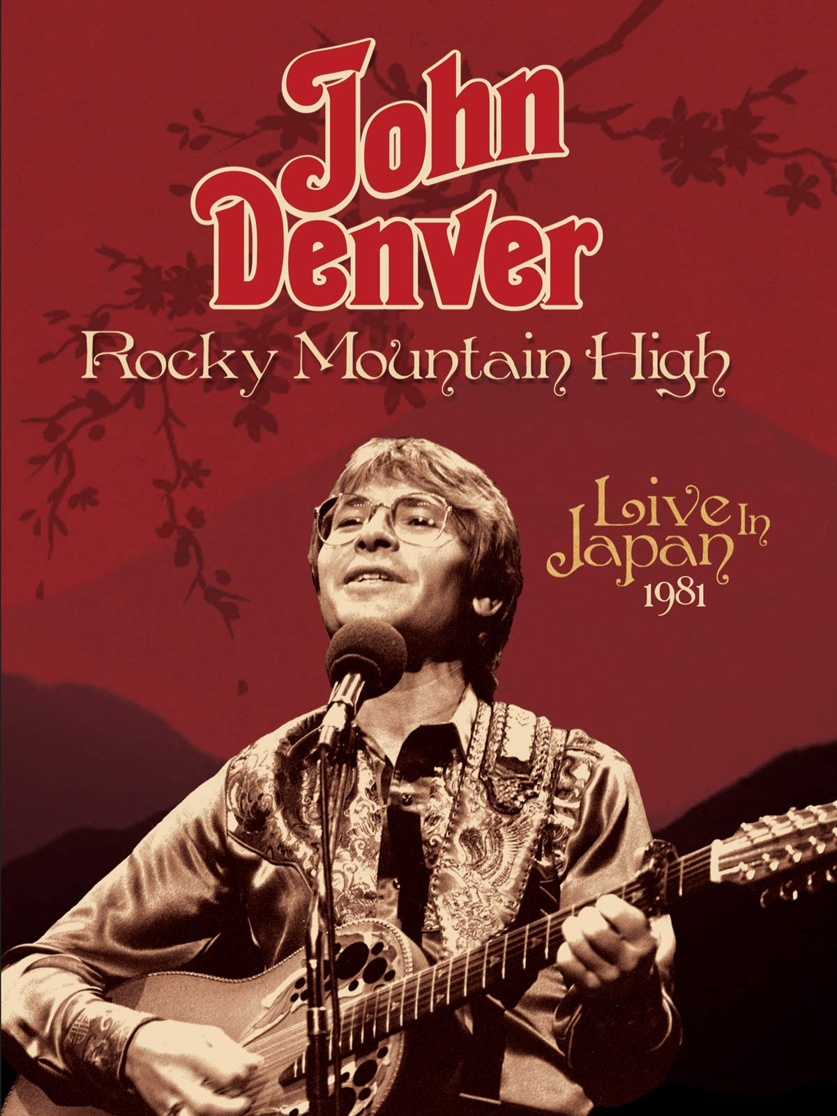 John Denver - Rocky Mountain High Live In Japan 1981 on Amazon Prime Video UK