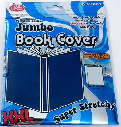 Premium Jumbo Book Cover Royal