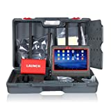 Launch X431 Heavy Duty Full System (ONLY FOR 12V/24V Diesel Trucks) Professional Car Diagnostic Scanner Scanpad with Adatpors Box