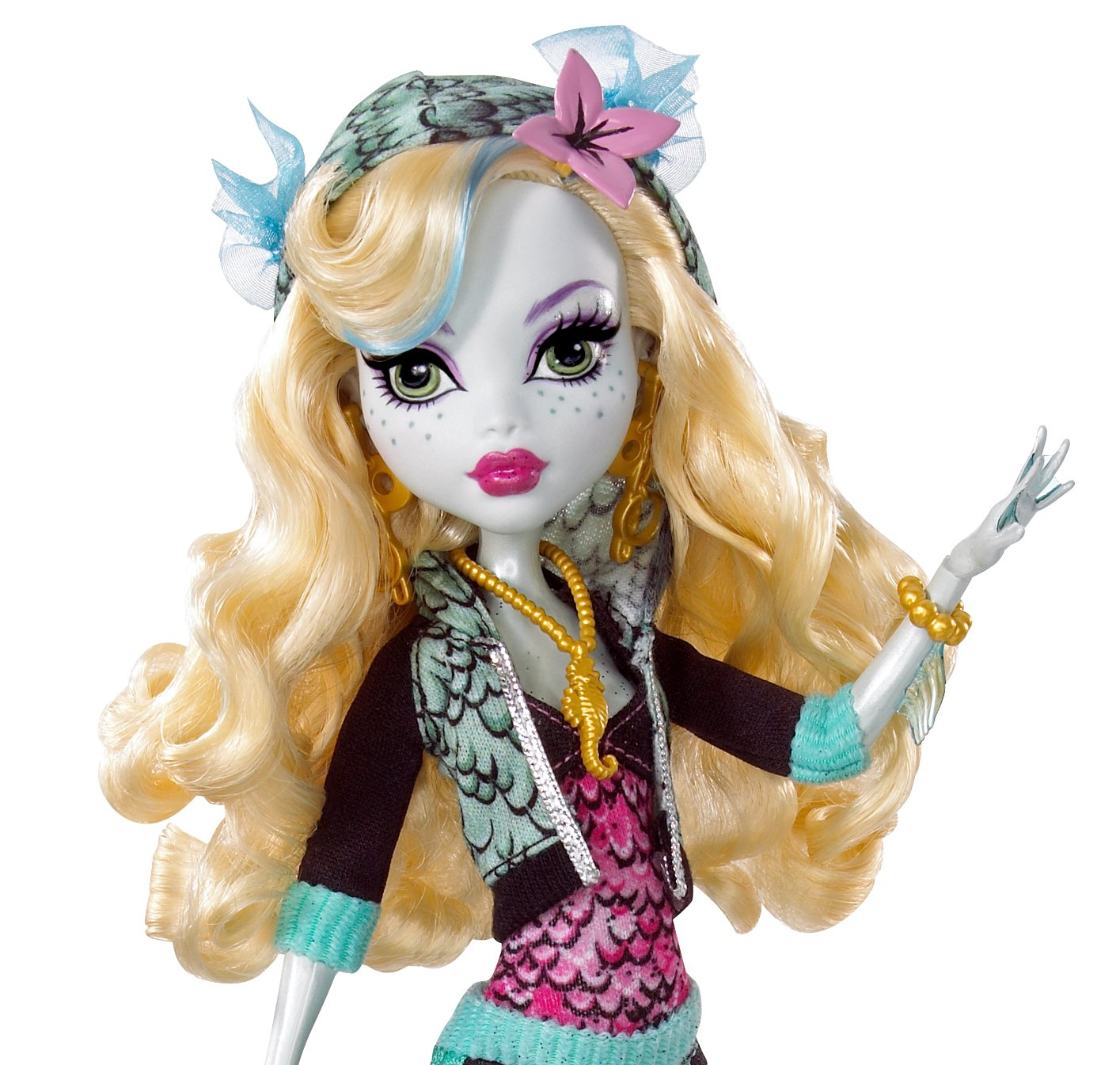 Monster High Lagoona Blue Dolls High Lagoona Blue Doll And