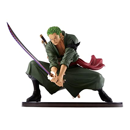 Figurine Banpresto One Piece Zoukei Zoro 13 Cm