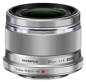 Olympus 25 mm / F 1,8 M,ZUIKO DIGITAL Objectifs
