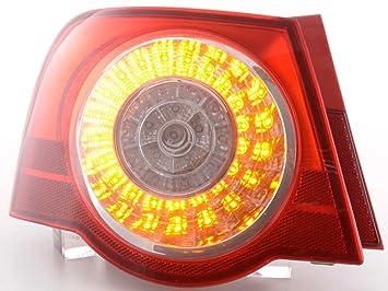 Heckleuchte Rückleuchte Rücklicht rechts Peugeot 207 07//09 Neu Beifahrerseite