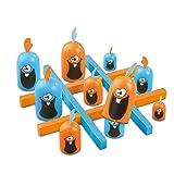 Blue Orange Gobblet Gobblers Board Game (Color: Multi, Tamaño: Standard)