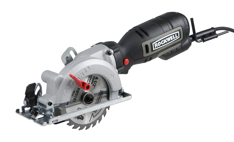Rockwell RK3441K Compact Circular Saw Kit - Power Circular Saws - Amazon.com