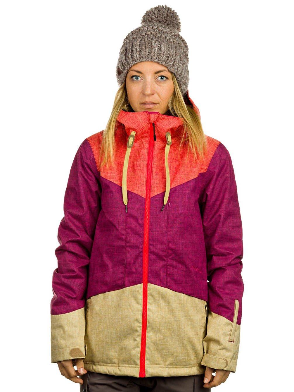 Damen Snowboardjacke Segment Jacket