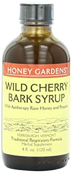 Отзывы Honey Gardens Apiaries Cough Syrup Apitherapy Cherry