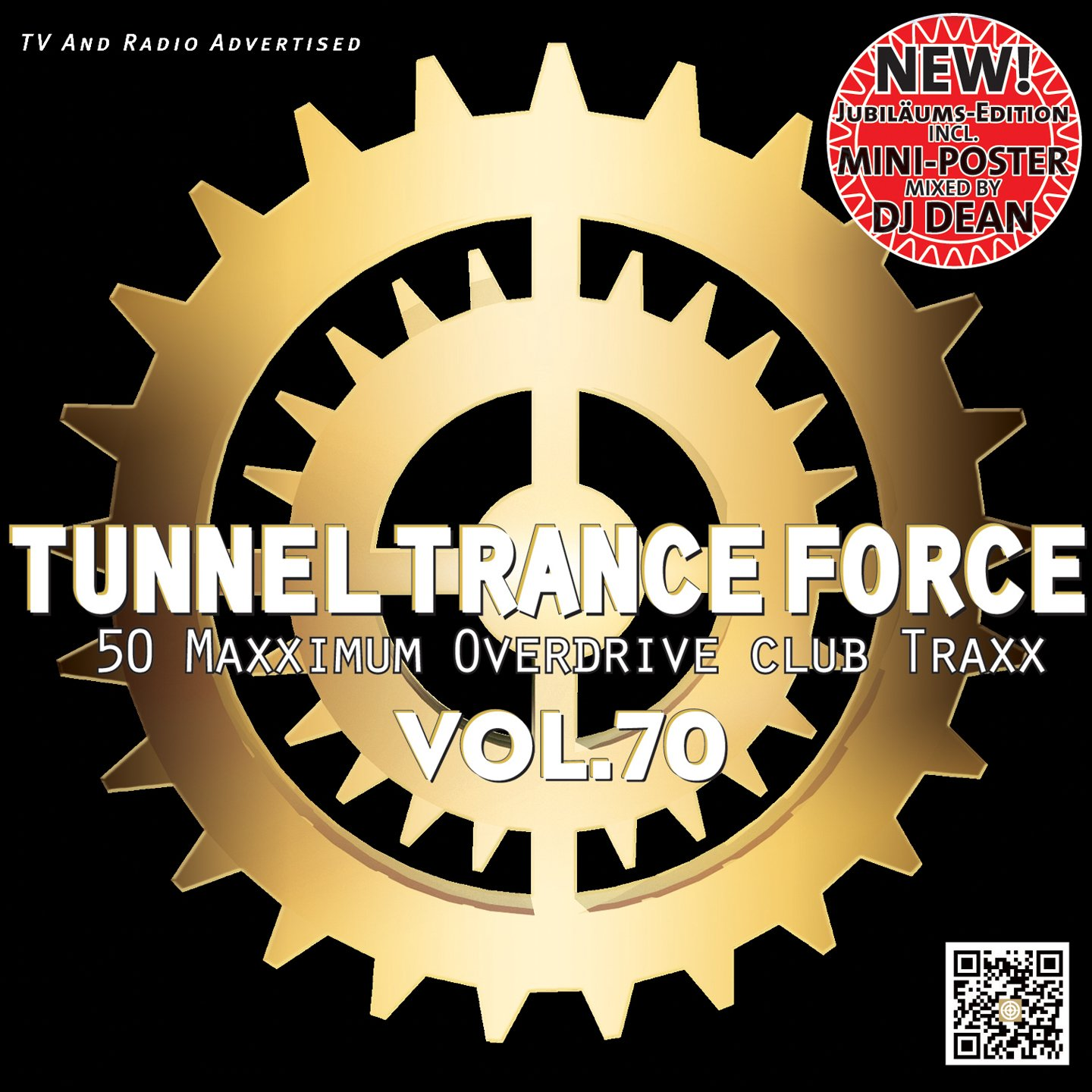 Various Artists-Tunnel Trance Force Vol.70