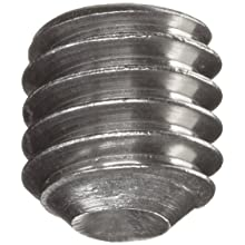 Metric 18-8 Stainless Steel Set Screw, Hex Socket Drive, Cup Point