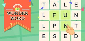 Wonder Word - Amazing Brain Game to Search and Crush Hidden Words from SMART UP INC