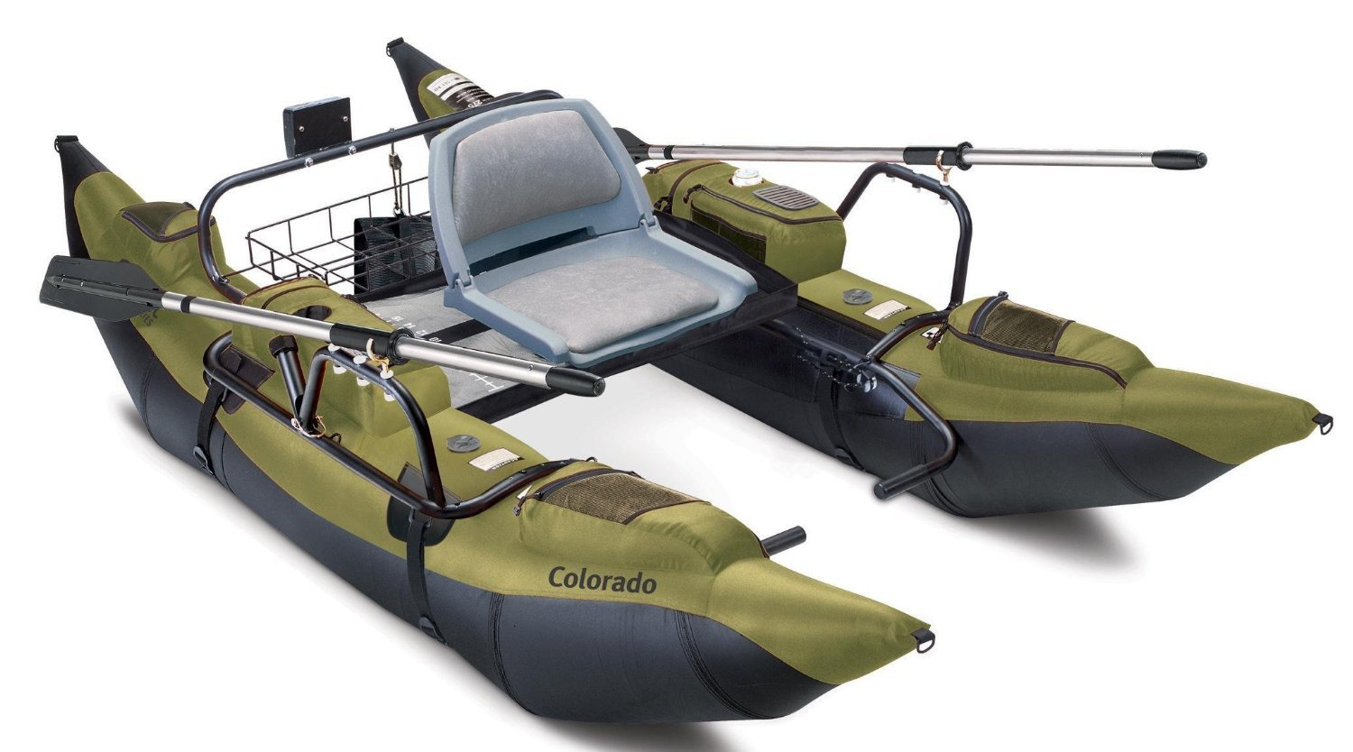 Inflatable Colorado Pontoon Boat