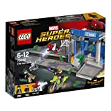 レゴ(LEGO)スーパー・ヒーローズ ATM強盗バトル 76082