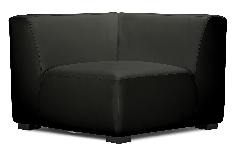 ZUO Portrait Sofa Corner - Black
