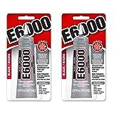 E6000 237039 Multipurpose Adhesive, Black, 2 oz (?wo ?ack) (Tamaño: ?wo ?ack)