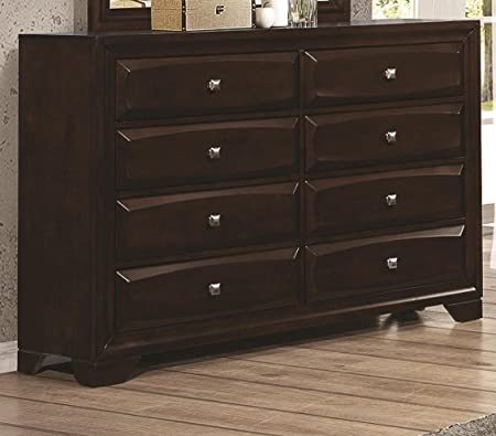 Contemporary Dresser with Drawers