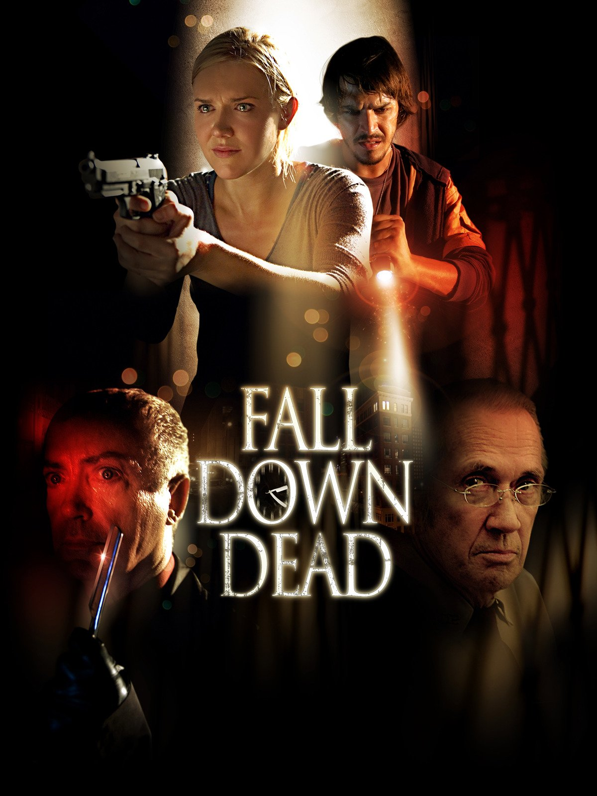 Fall Down Dead on Amazon Prime Instant Video UK