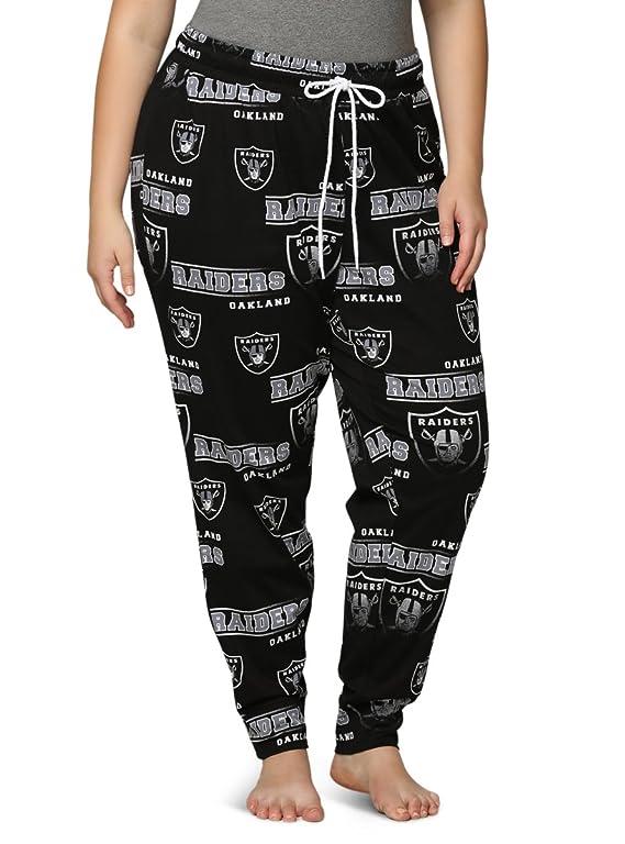 NFL Oakland Raiders Football Sleep Pants