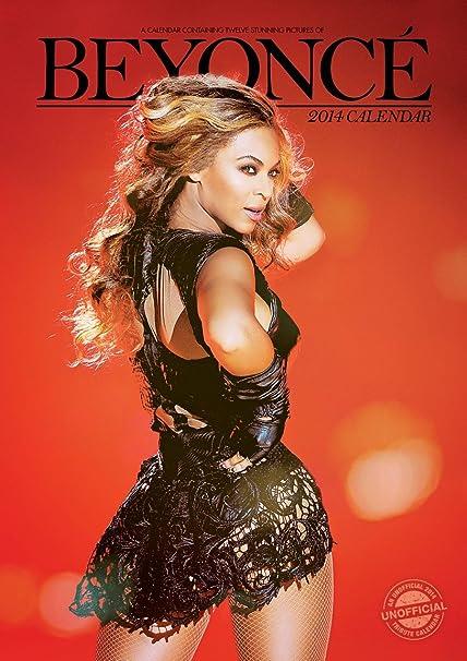 Beyonce Calendar 2014 uk Beyonce Calendar 2014
