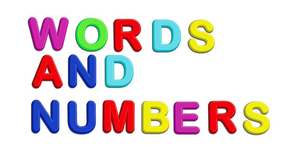 Words&Numbers