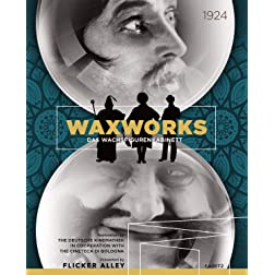 Waxworks (Flicker Alley) [Blu-ray]