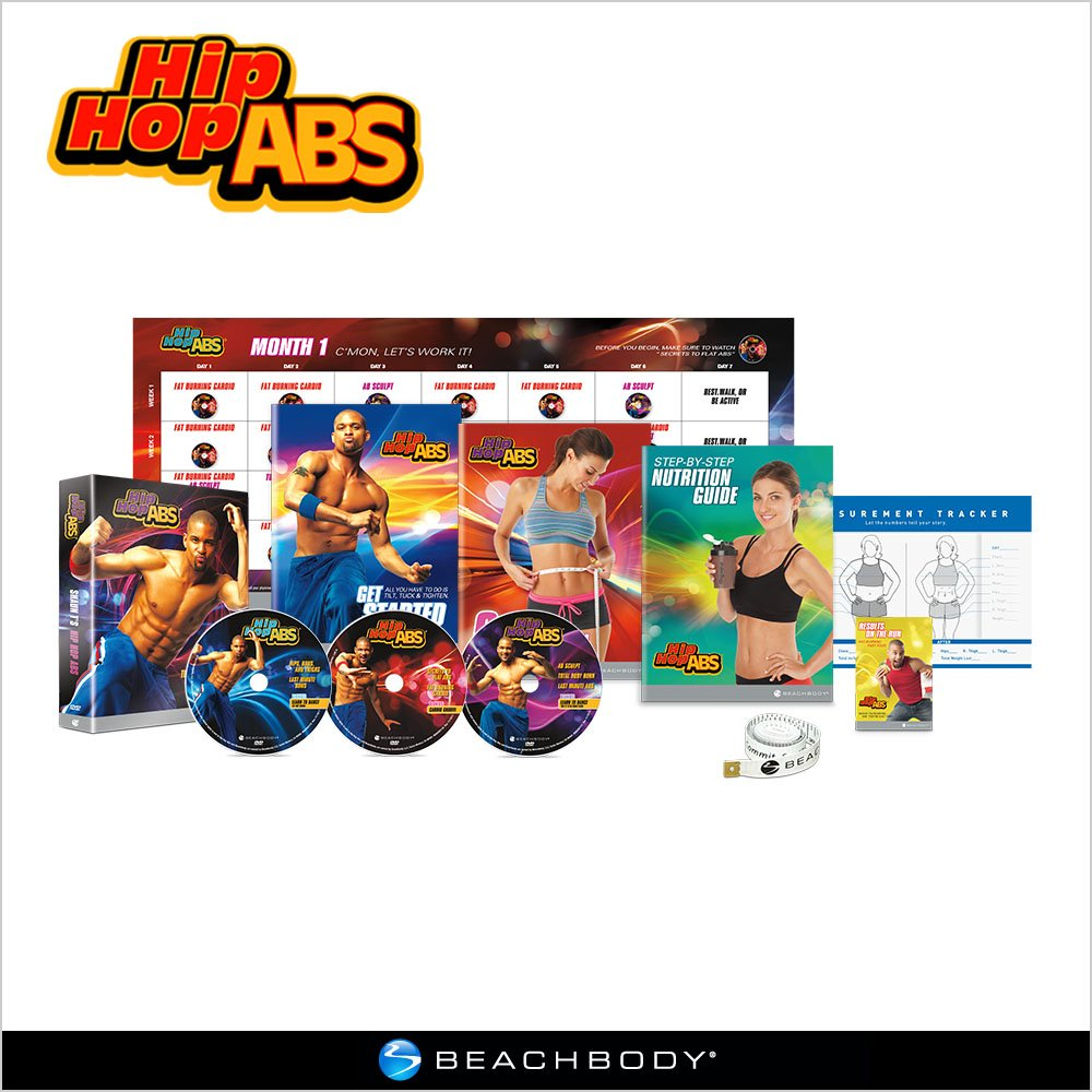 Hip Hop Abs DVD Workout $27.94