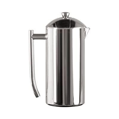 Frieling USA Double Wall Stainless Steel French Press Via Amazon