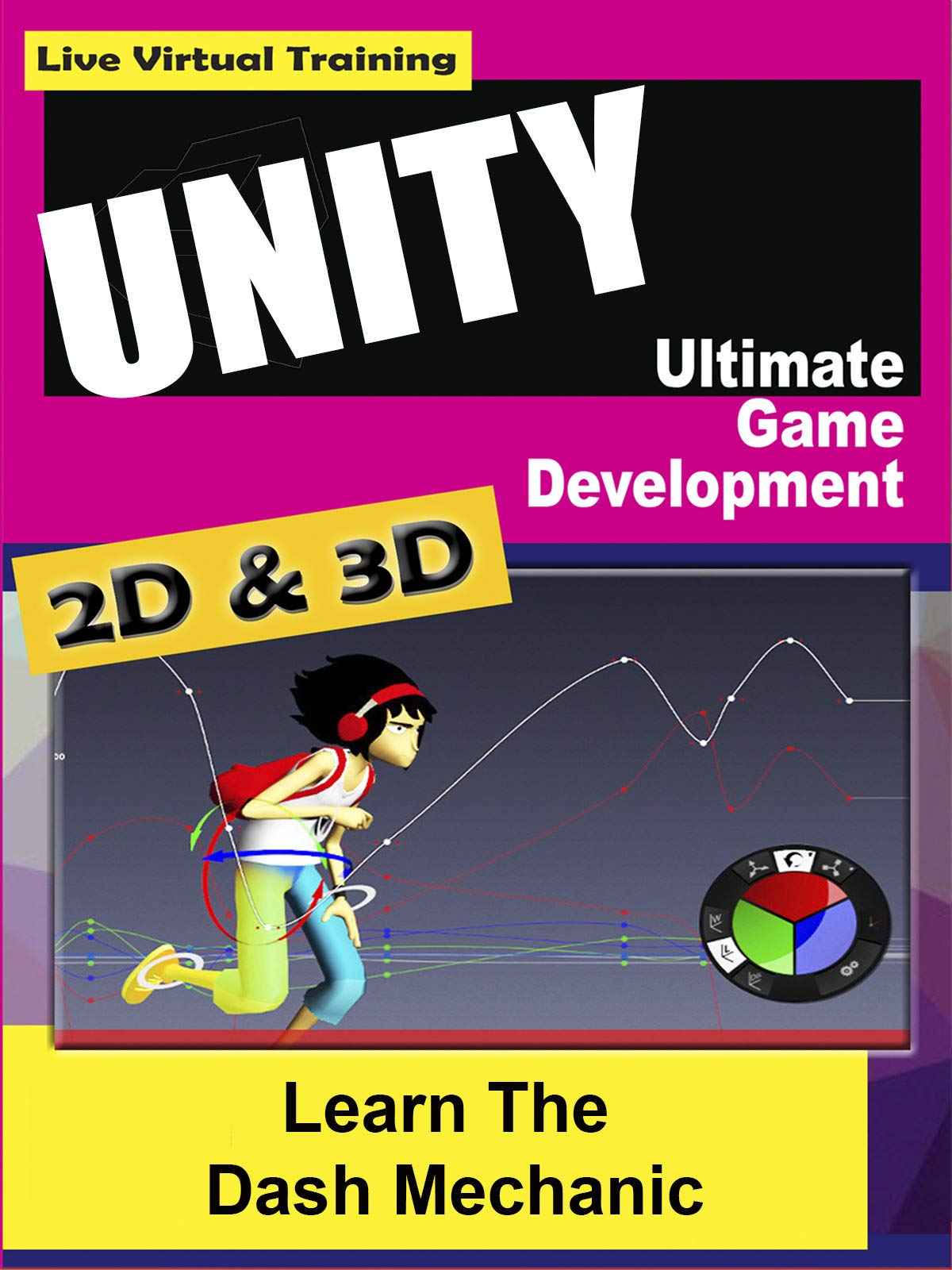 NITY 2D and 3D Game Development Course - Learn The Dash Mechanic on Amazon Prime Instant Video UK