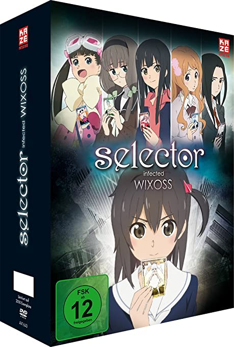 Selector Infected Wixoss, Volume 1 (DVD)