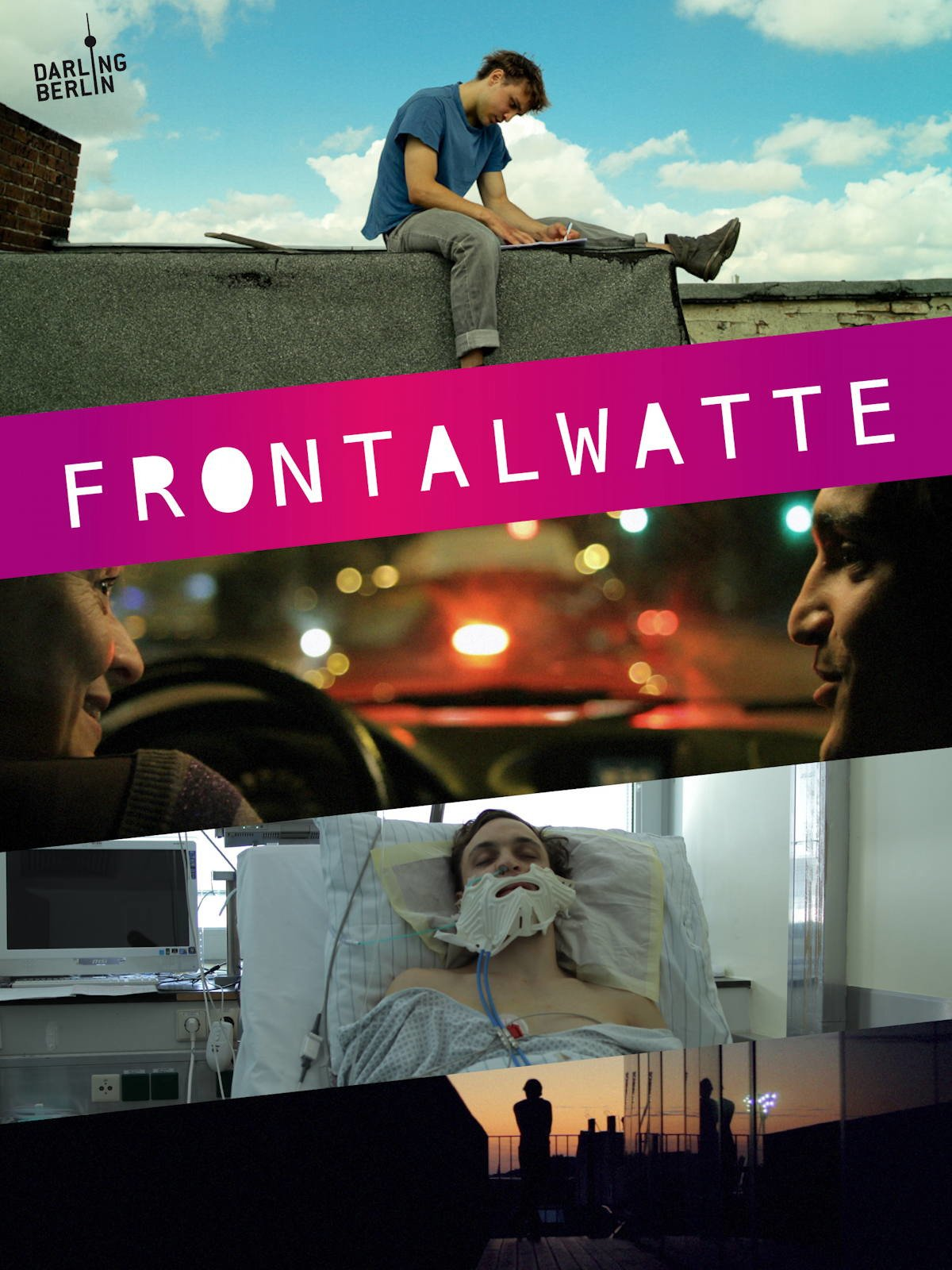 Frontalwatte on Amazon Prime Instant Video UK