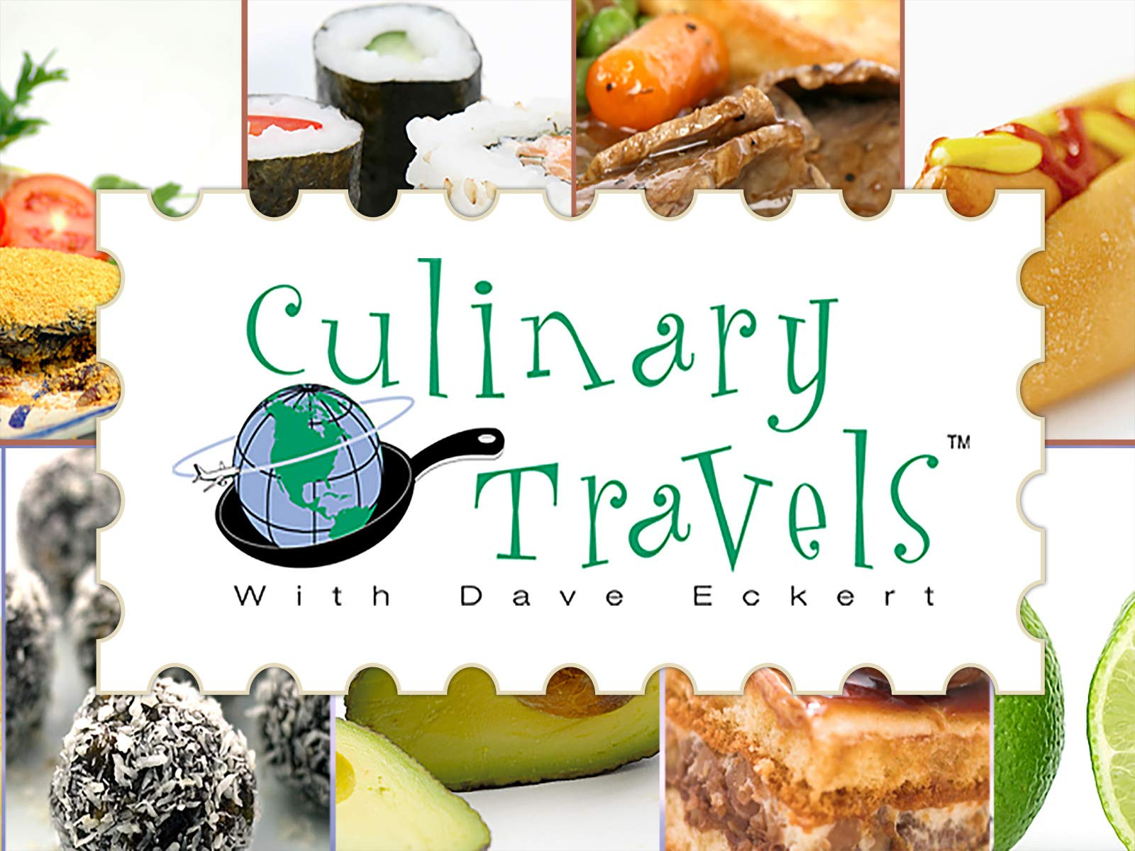 Culinary Travels with Dave Eckert on Amazon Prime Video UK