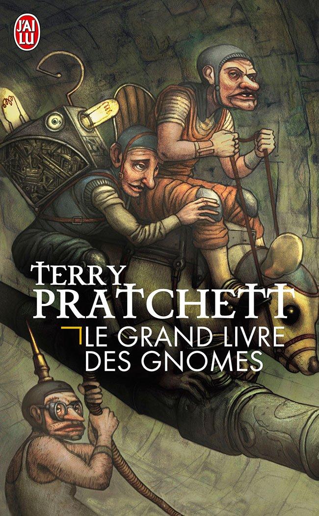 Le Grand Livre des Gnomes [ROMAN] [LIVRE]