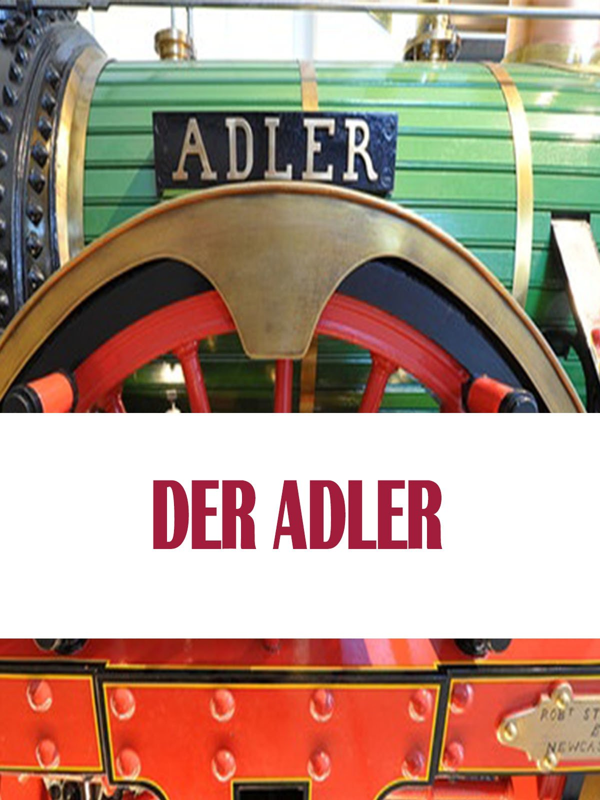 Der Adler on Amazon Prime Video UK