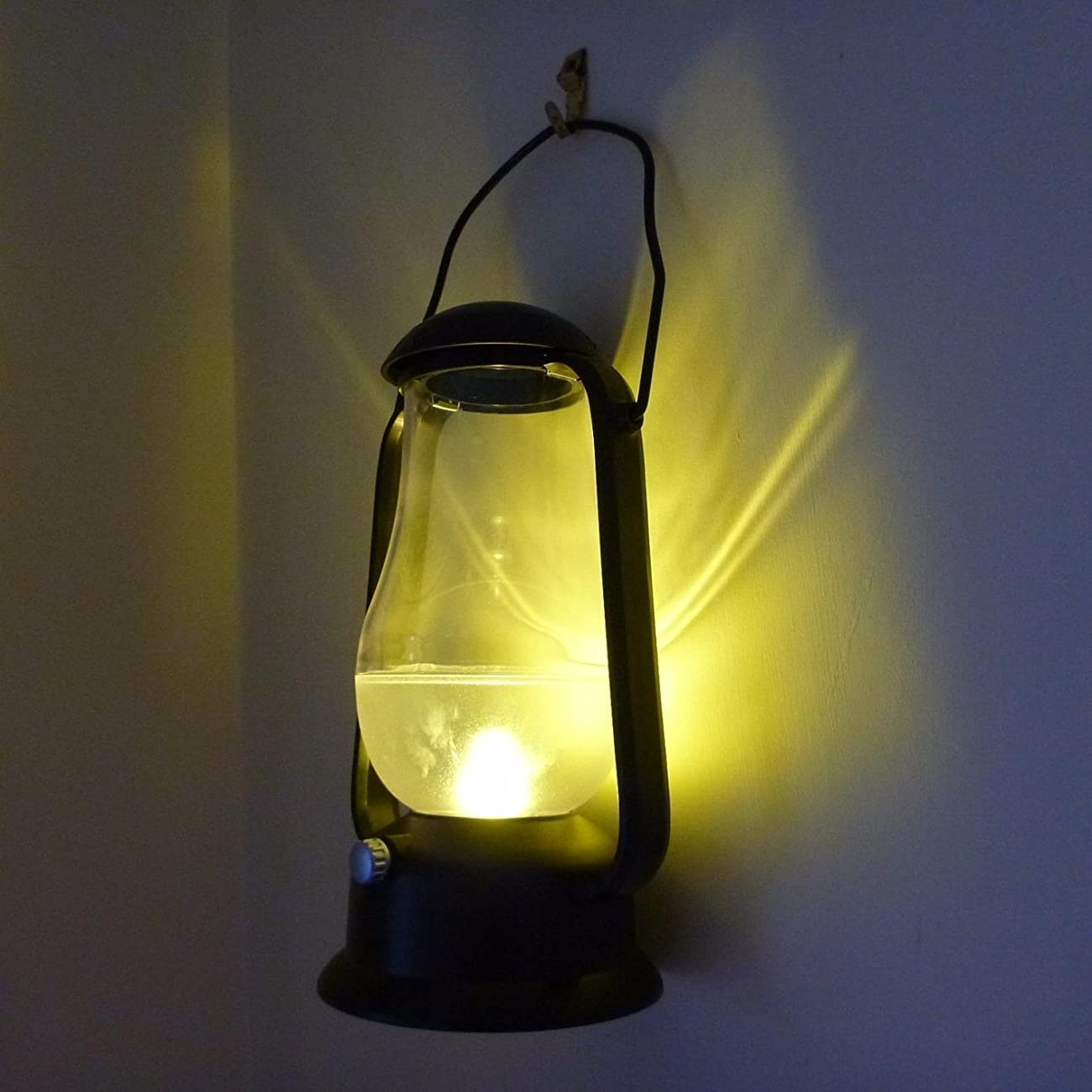 e-joy ej-0025 Portable Blow LED Lamp Blowing Control LED Lantern/Candle Wireless Camping Lamp Nightlight Bedside Lamp 6