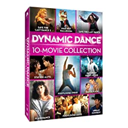 Dance 10-Movie Collection