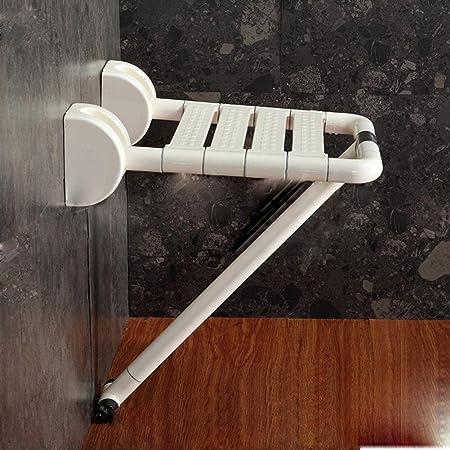 UZI-Privo di barriere architettoniche corrimano per bagno 405 * 350mm in acciaio inox pieghevole panca da bagno