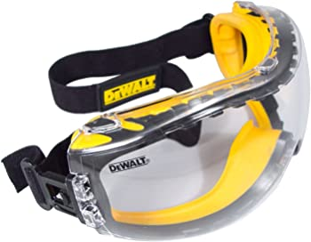 DEWALT DPG82-11 Dual Mold Safety Goggle