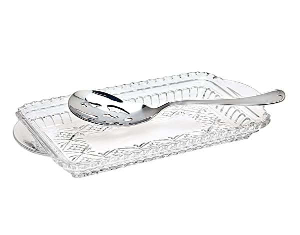Relish Tray With Server