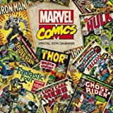 Official Marvel Retro Classic 2014 Calendar (Calendars 2014)