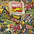Official Marvel Retro Classic 2014 Calendar (Calendars 2014)