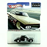 Hot Wheels 2012 Stockcar Stock Car 1940 Ford Coupe Black #3
