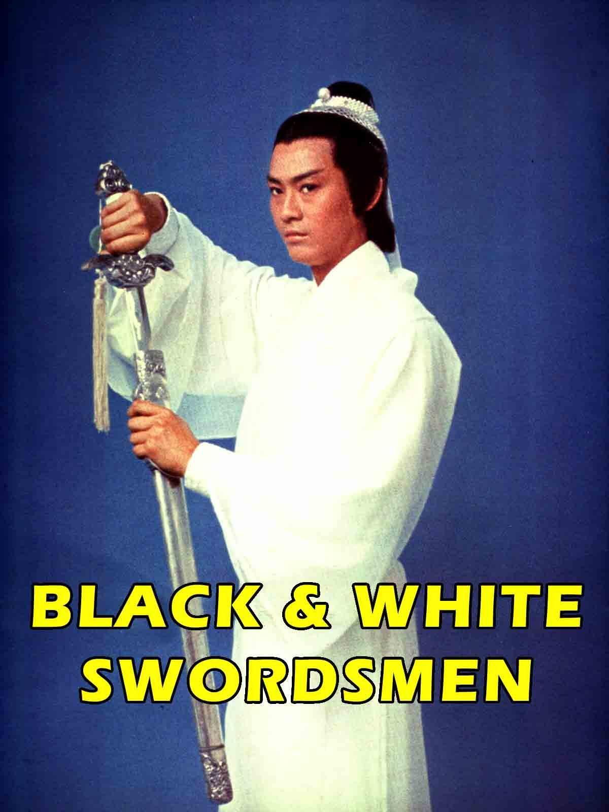 Black And White Swordsmen