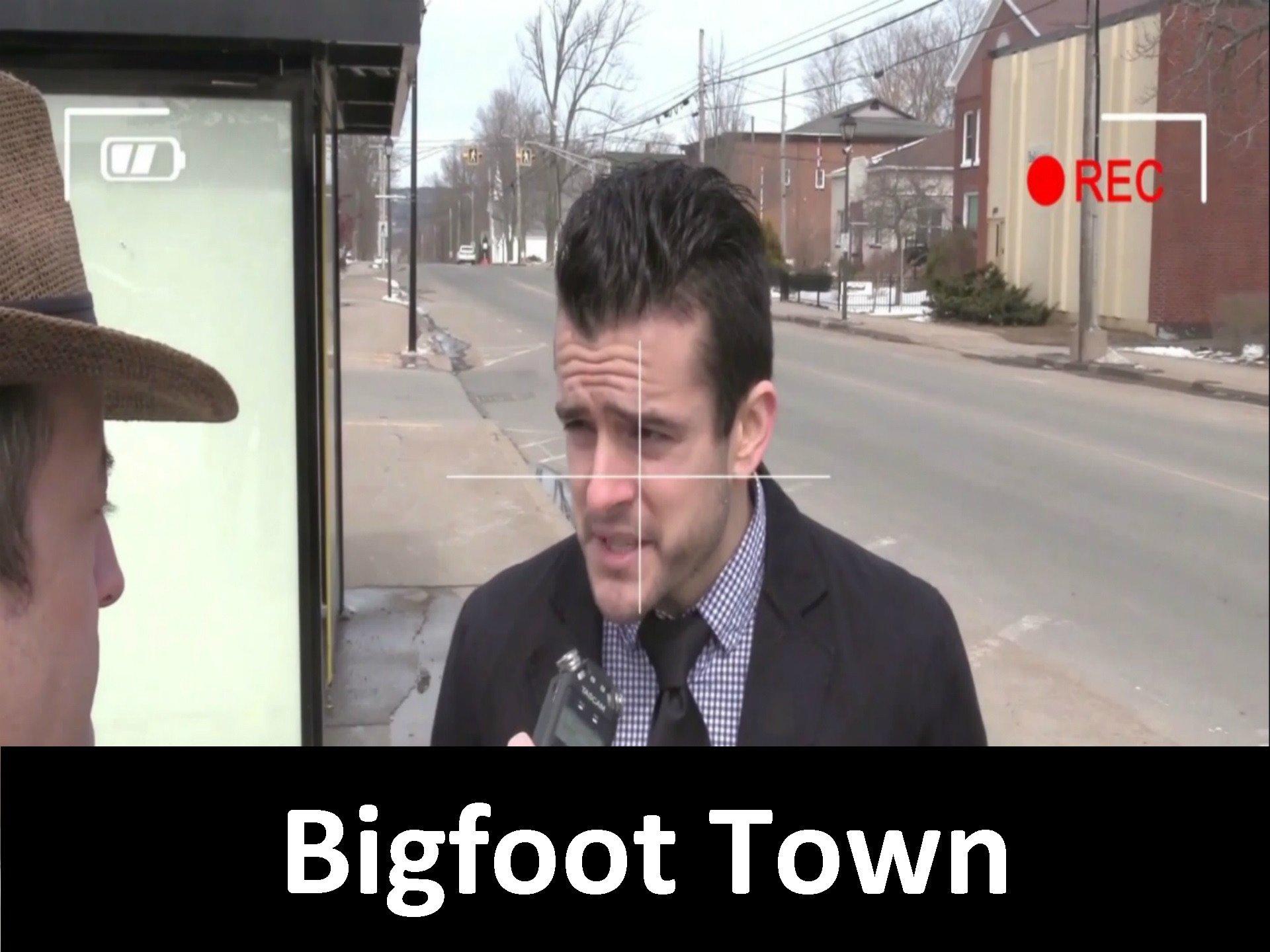 Bigfoot town - Season 1