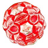 MagiDeal Inflatable Bumper Ball Body Zorbing Ball Zorb Bubble Soccer/Football - Red 90cm (Color: Red 90cm)