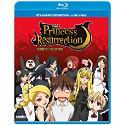 Princess Resurrection [Blu-ray]