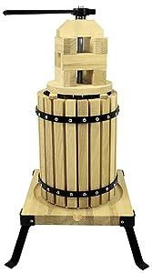 Weinpresse Obstpresse Beerenpresse 12 Liter incl. Presstuch  BaumarktÜberprüfung und Beschreibung