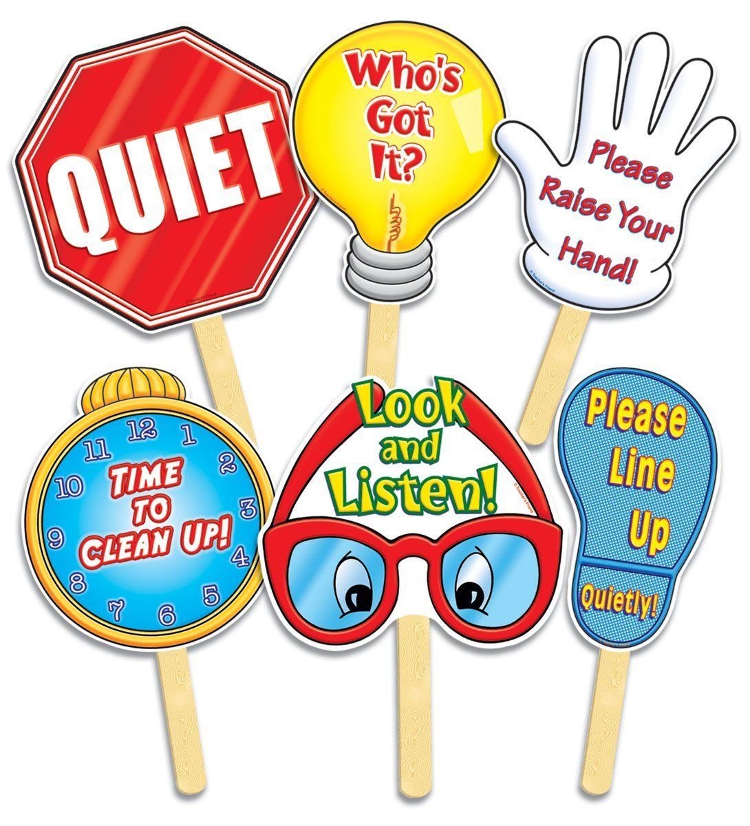 Amazon.com : Manage Your Class Signs : Themed Classroom Displays ...