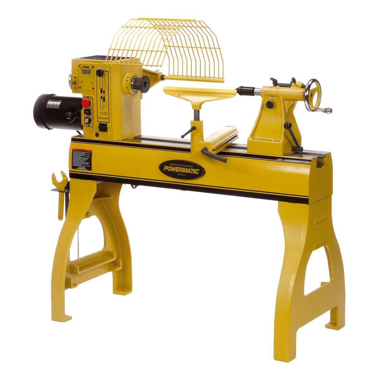 Wood Lathe Reviews And Information